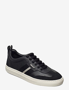 HELTY/100 - low tops - black