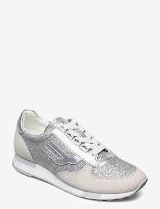 GAVINIA-T/01 - lage sneakers - 02001 silver 17