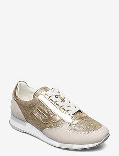 GAVINIA-T/02 - lage sneakers - 0478 platino