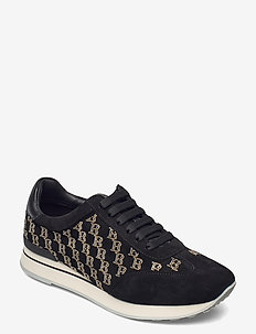 GENESIA-BB/00 - lave sneakers - black