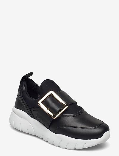 BRINELLE - chunky sneakers - black