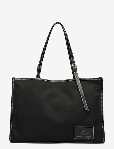 CALIE/60 - shoppers - black
