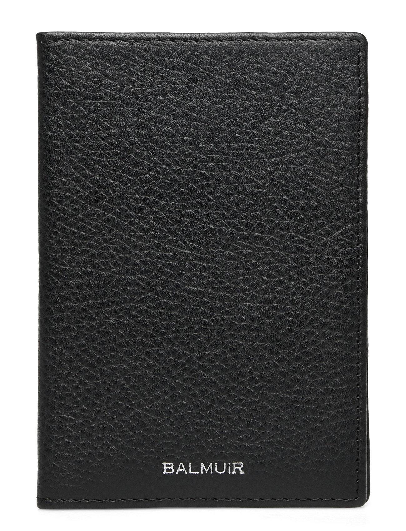 Passport Cover Accessories Wallets Classic Wallets Sort Balmuir