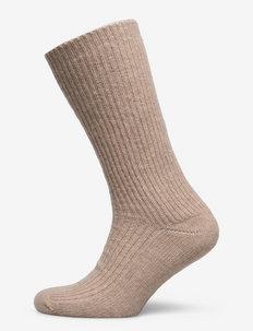 Berry cashmere socks - vanliga strumpor - spelt