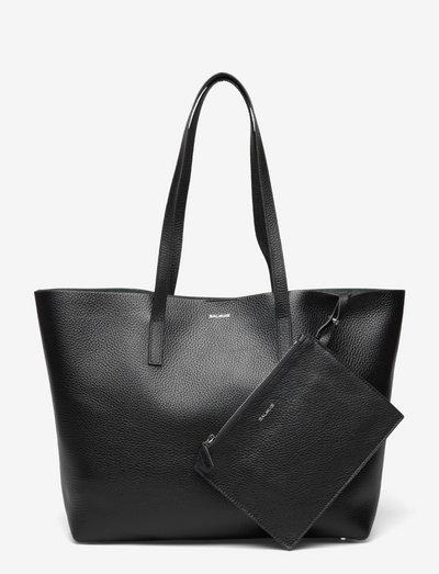 Estelle shopper - shoppers - black/silver