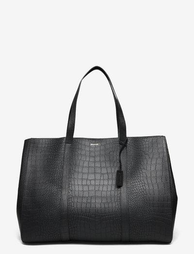 Ellie large tote - shoppers - black
