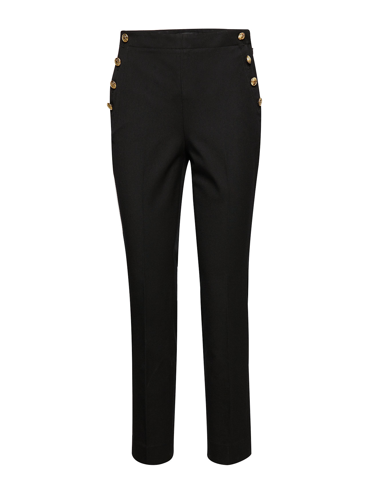 Banana Republic HIGH RISE svart SAILOR SLOAN PANT Byxor
