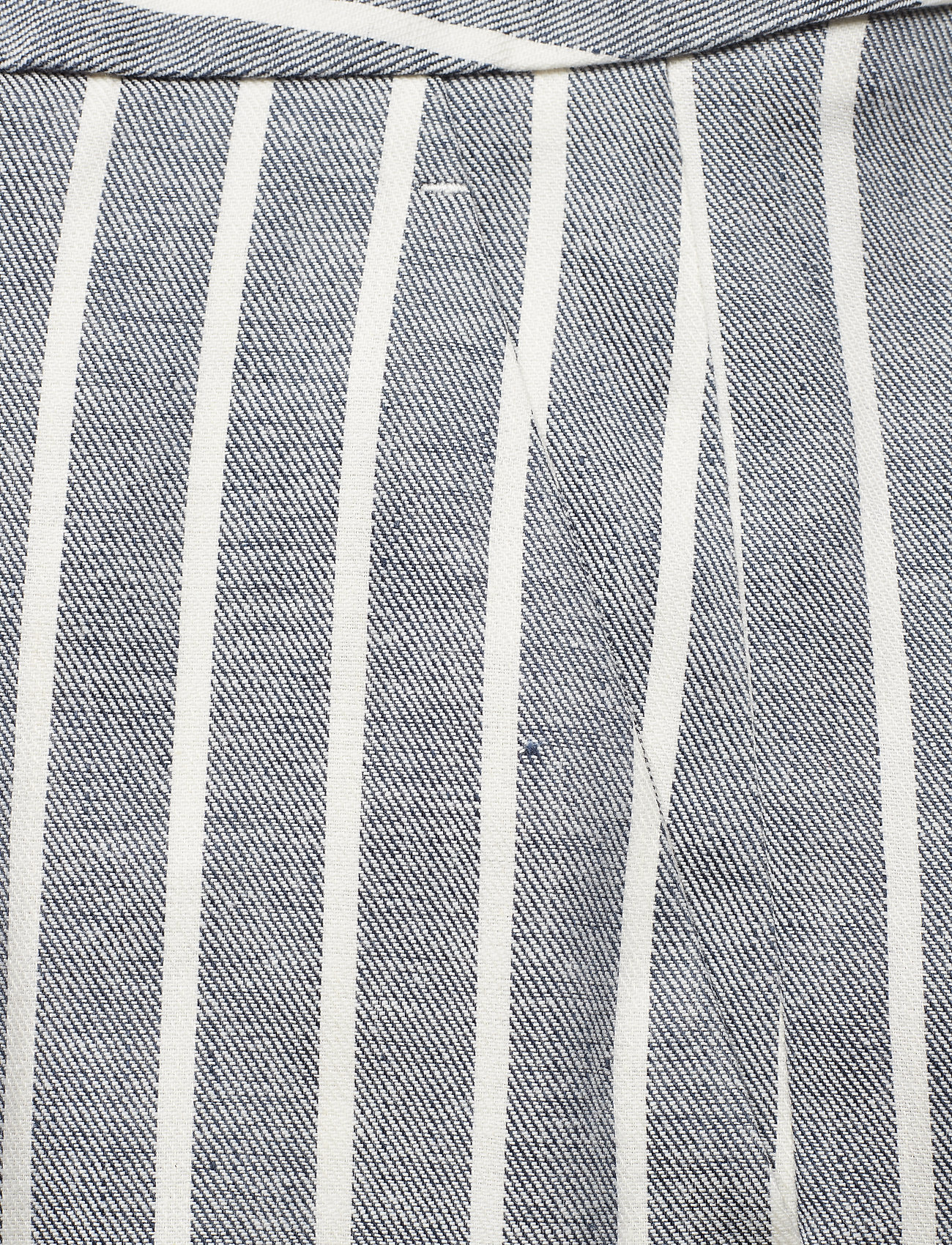 Rise Stripepreppy Crop Linen High NavyBanana Republic Leg Wide Y6b7yfg