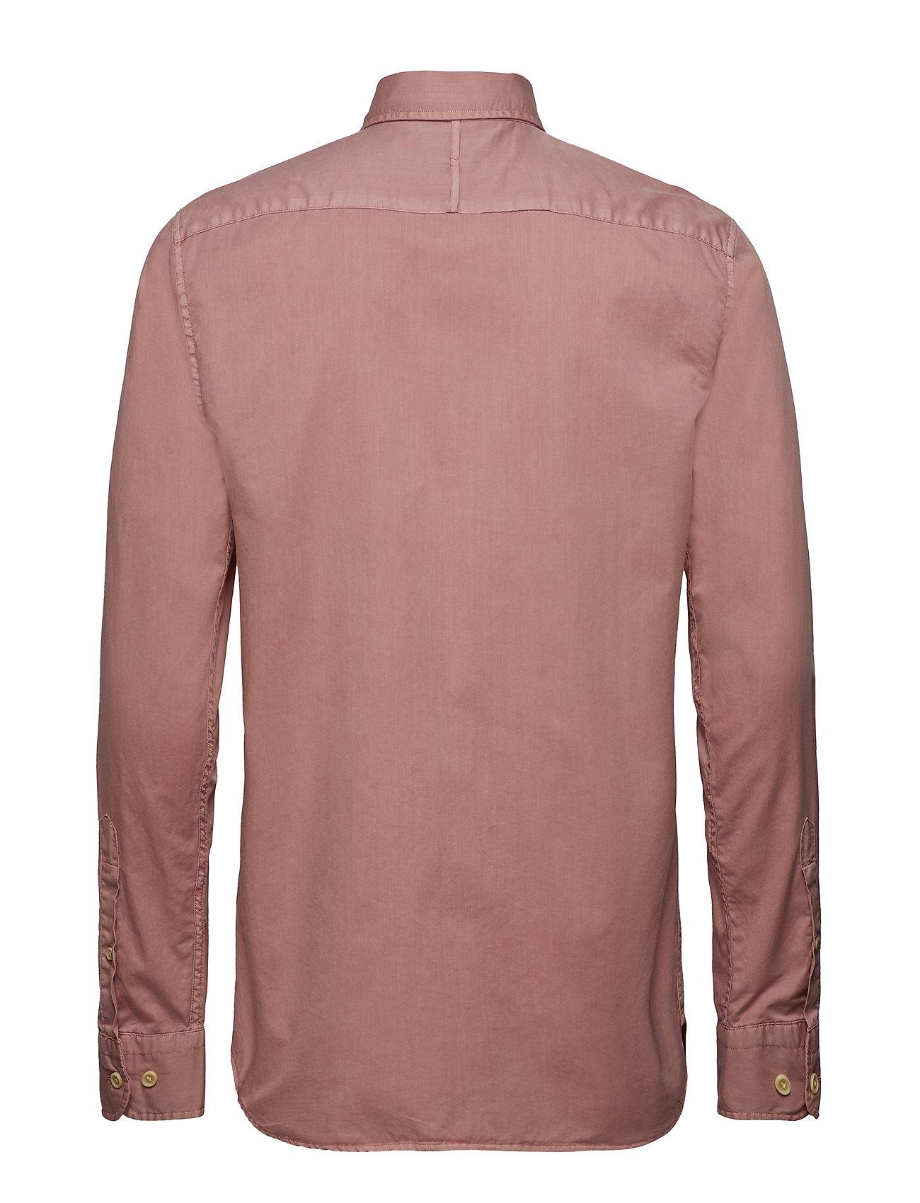 Republic Garment Ls Sl Twillatacama Dye PinkBanana XwOZPiTkul