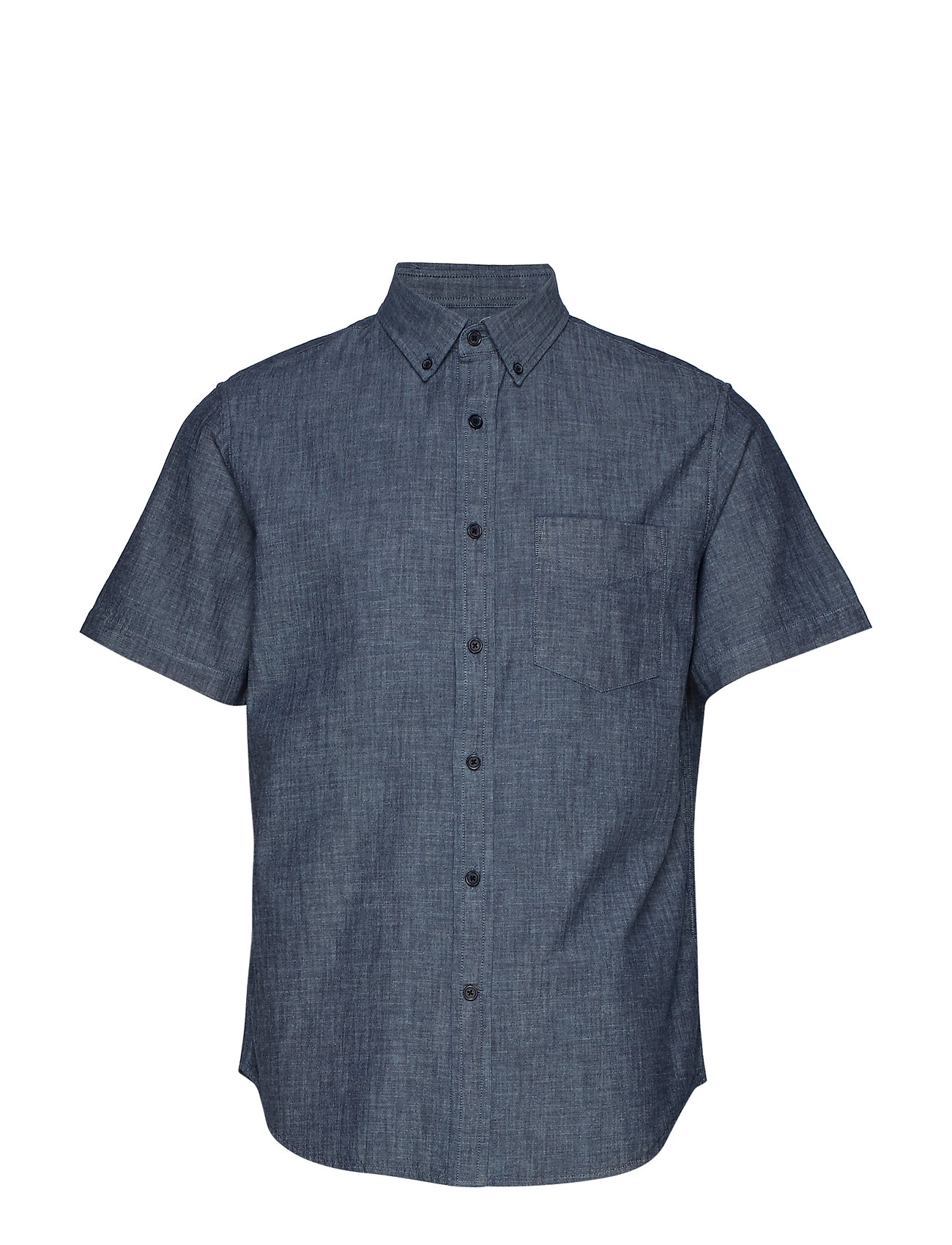 Banana Republic SS CHAMBRAY SHIRT
