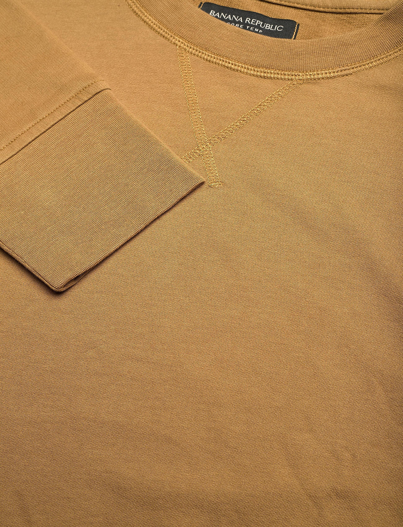 Core Temp Terry Sweatshirt (Sahara Tan) (39.75 €) - Banana Republic O28W2