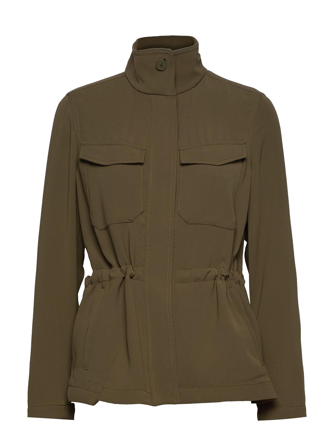 Image of Lightweight Field Jacket Outerwear Jackets Utility Jackets Grøn Banana Republic (3534188845)