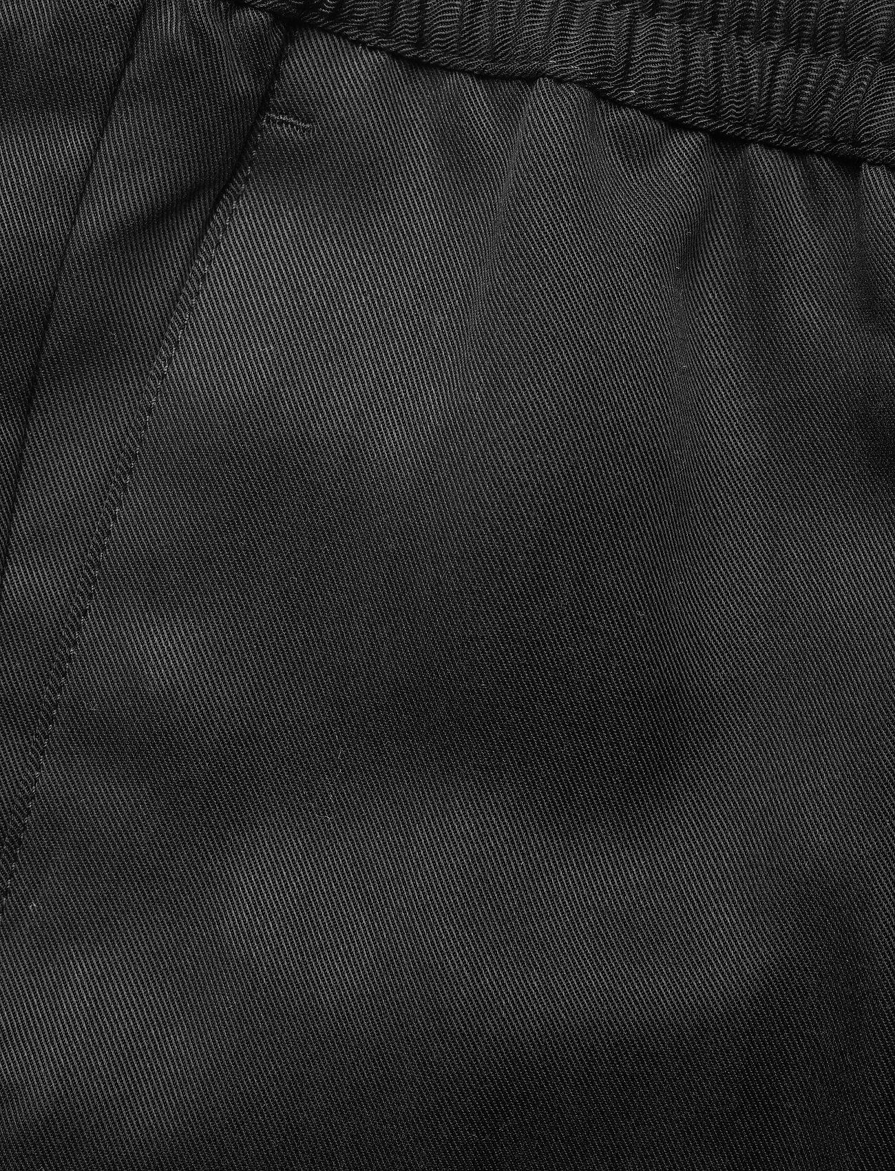 Banana Republic - Slim TENCEL™ Pant - casual byxor - black - 2