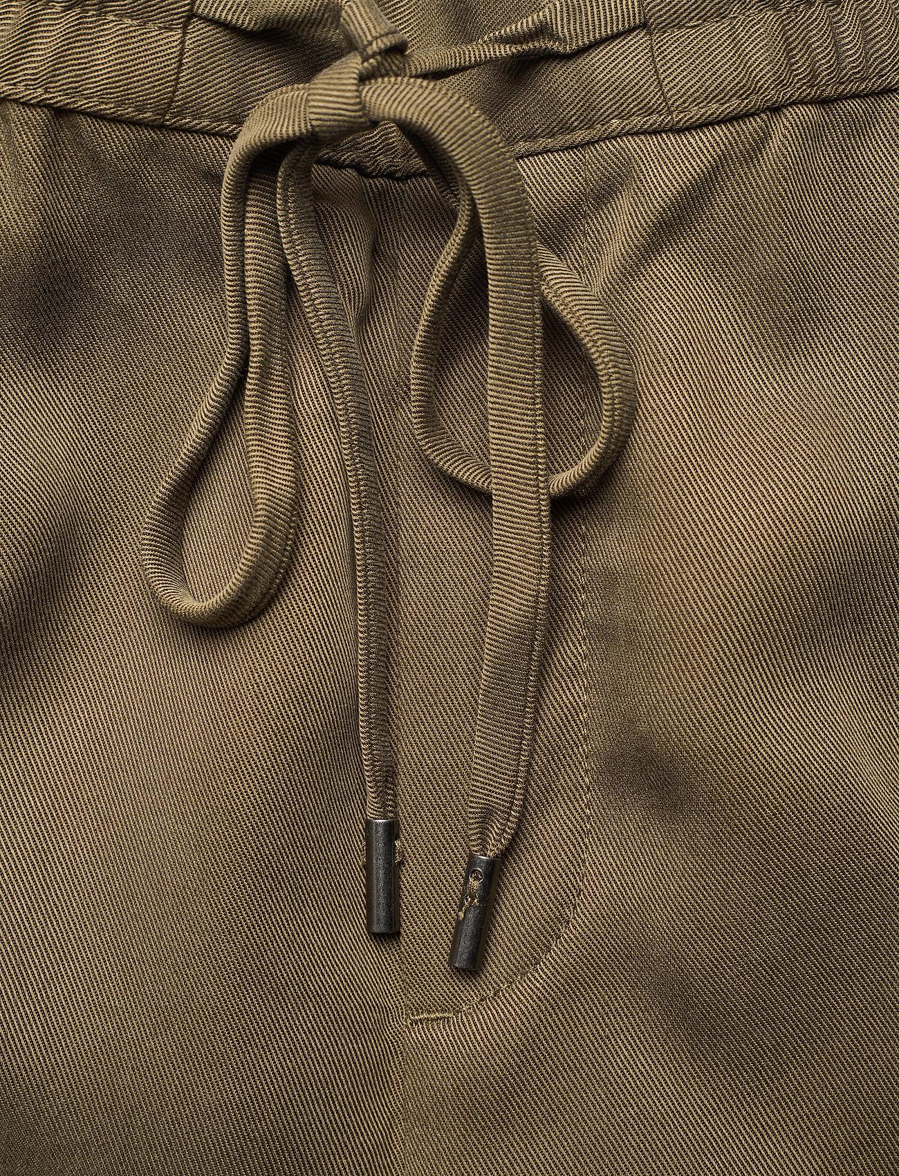 Banana Republic - Slim TENCEL™ Pant - casual trousers - heritage olive - 3
