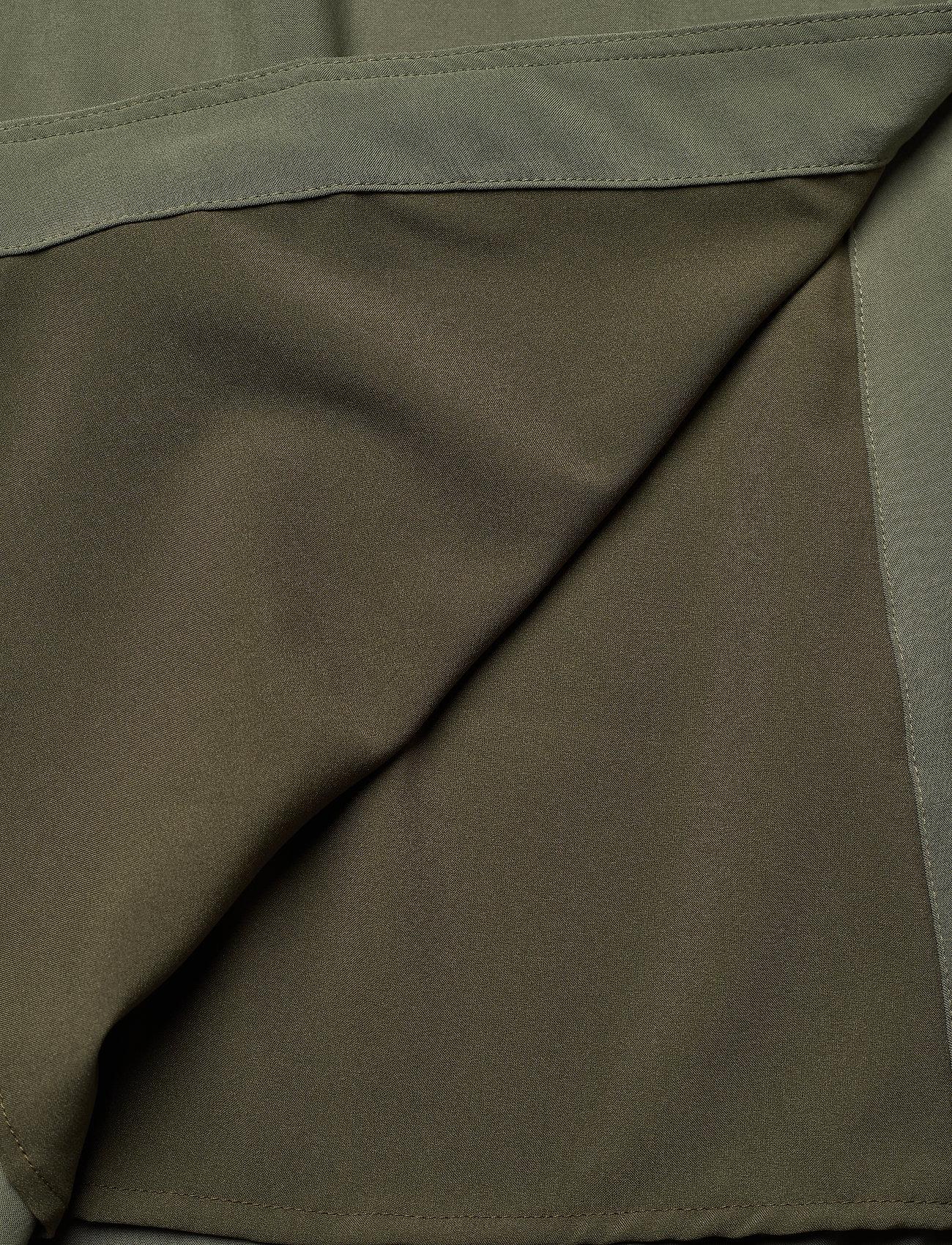 Banana Republic - LENZING™ ECOVERO™ Shirtdress - summer dresses - flight jacket - 5