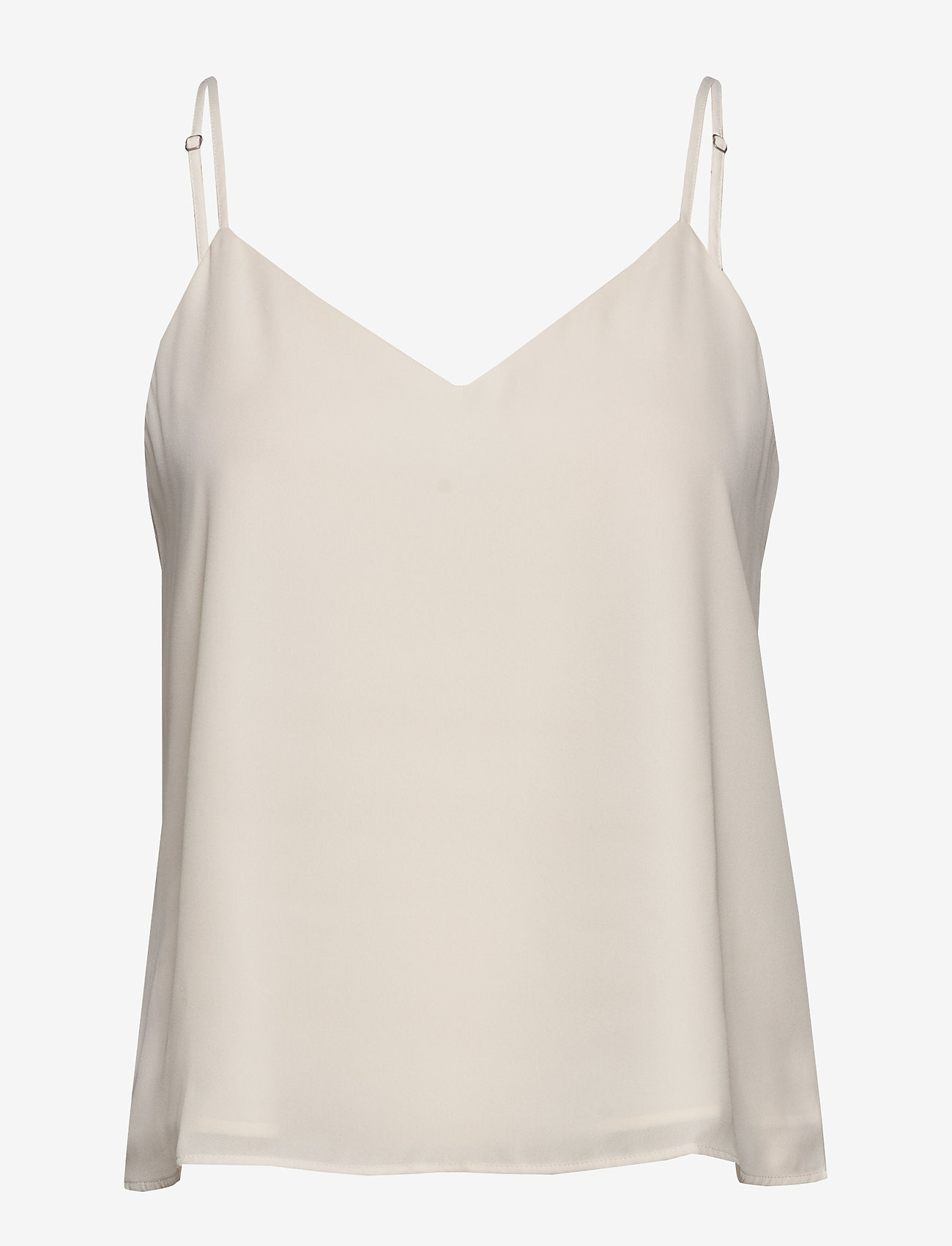 Banana Republic - Solid Strappy Camisole - sleeveless tops - snow day - 0