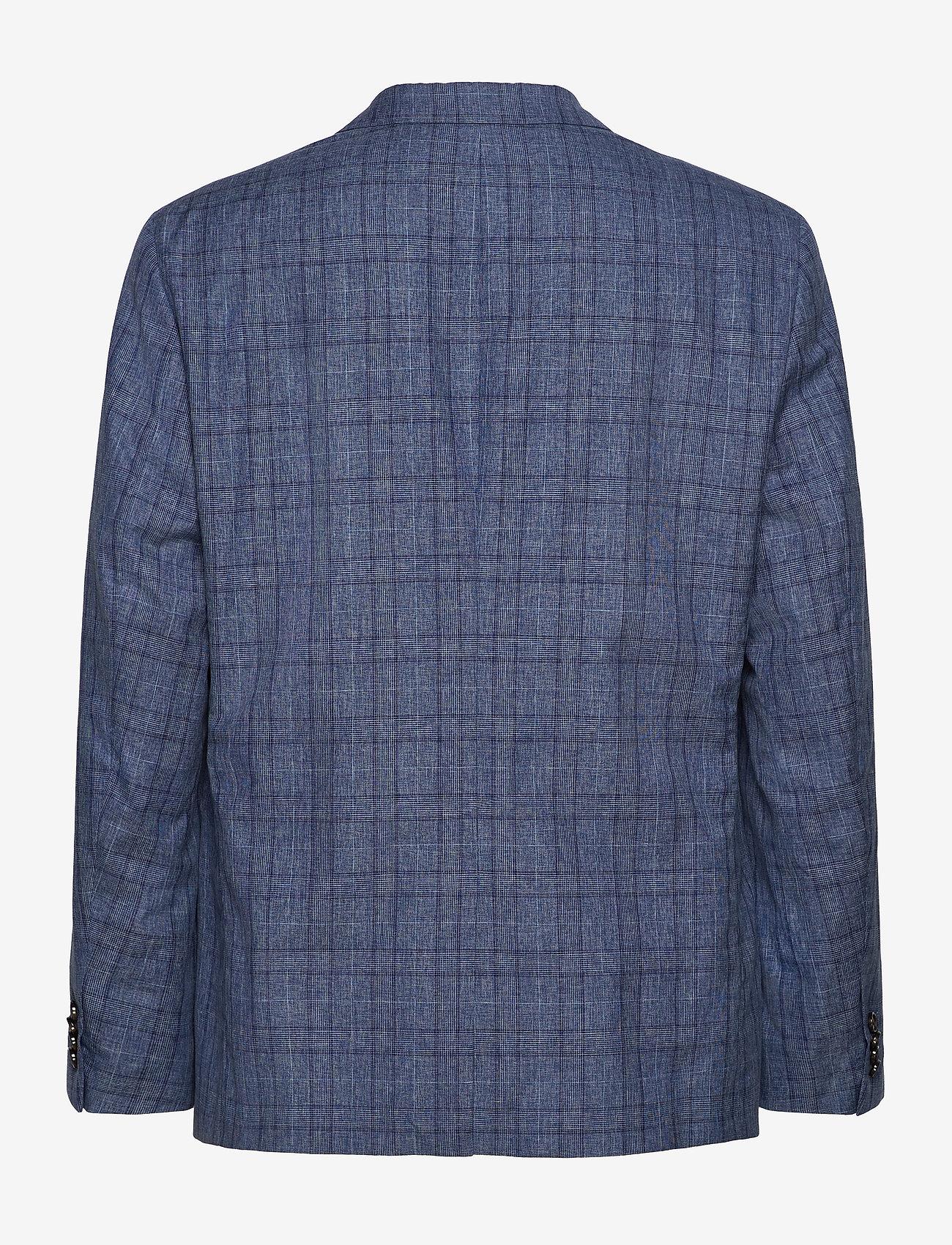 Banana Republic Slim Italian Wool-cotton Blazer - Suits & Blazers