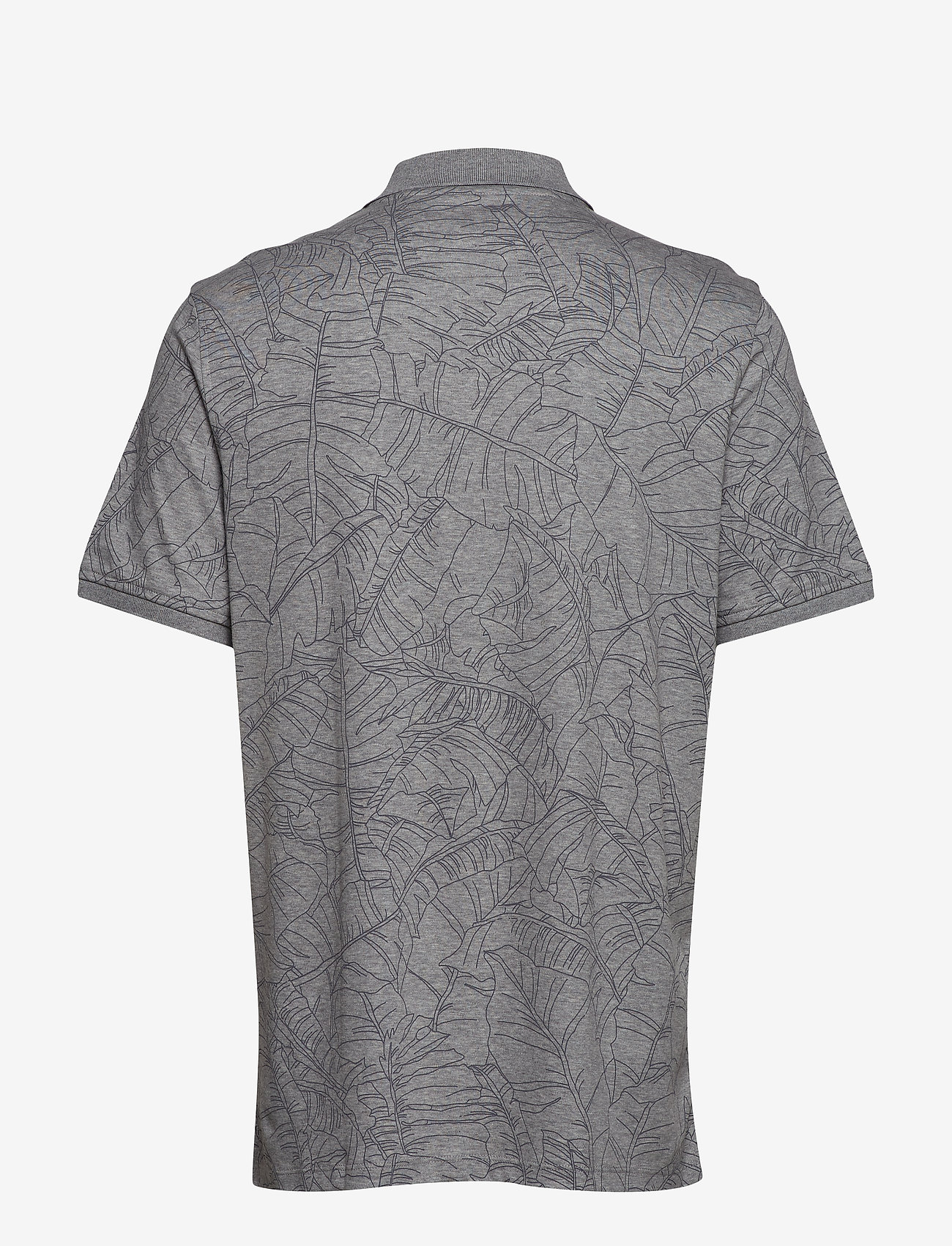 Banana Republic Luxury-touch Printed Polo - Shirts