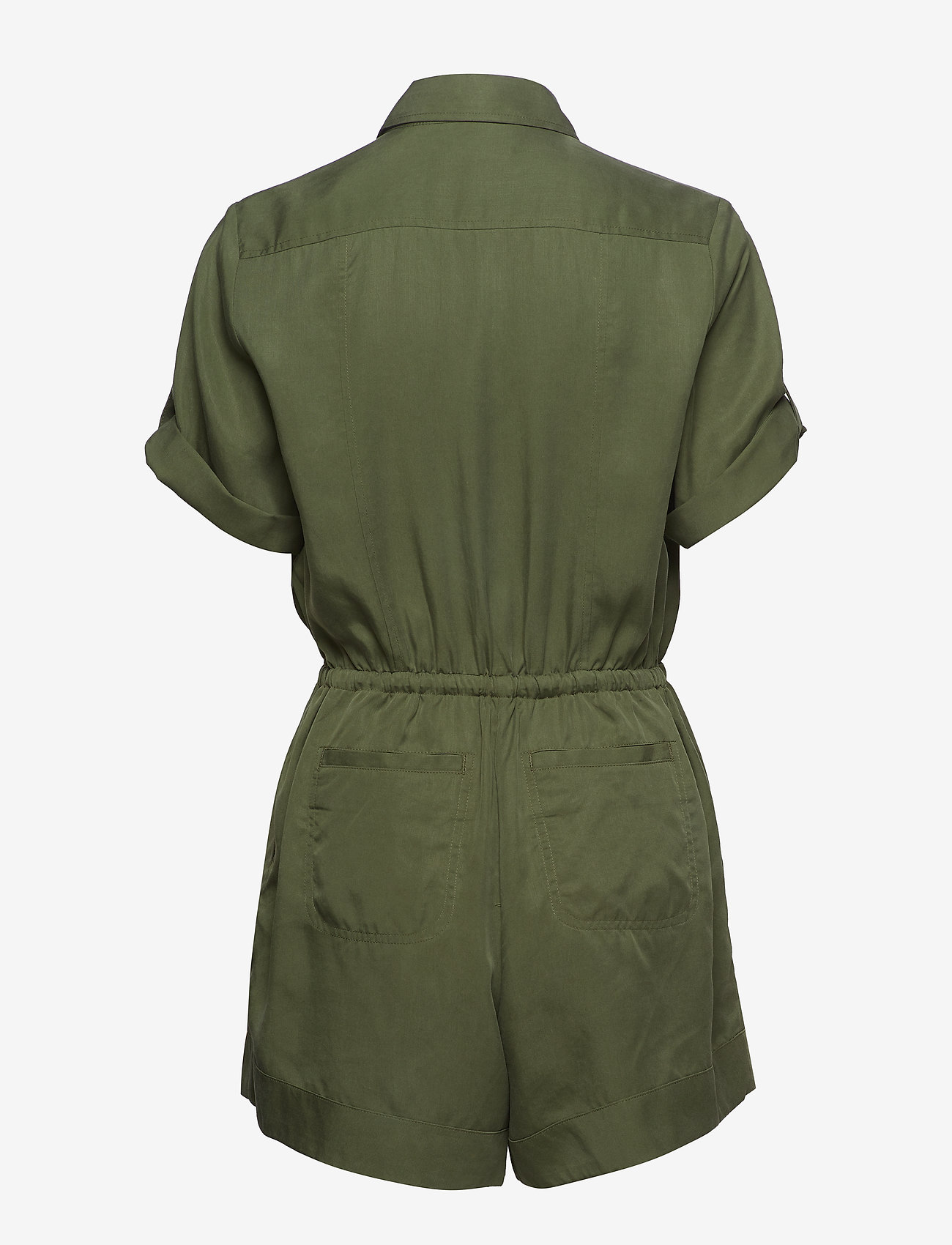 Banana Republic - TENCEL™ Utility Romper - flight jacket - 1