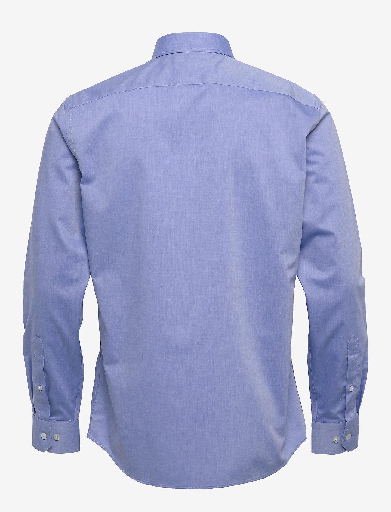 Banana Republic - I CA LOGO NI SOLID - basic shirts - blue - 1