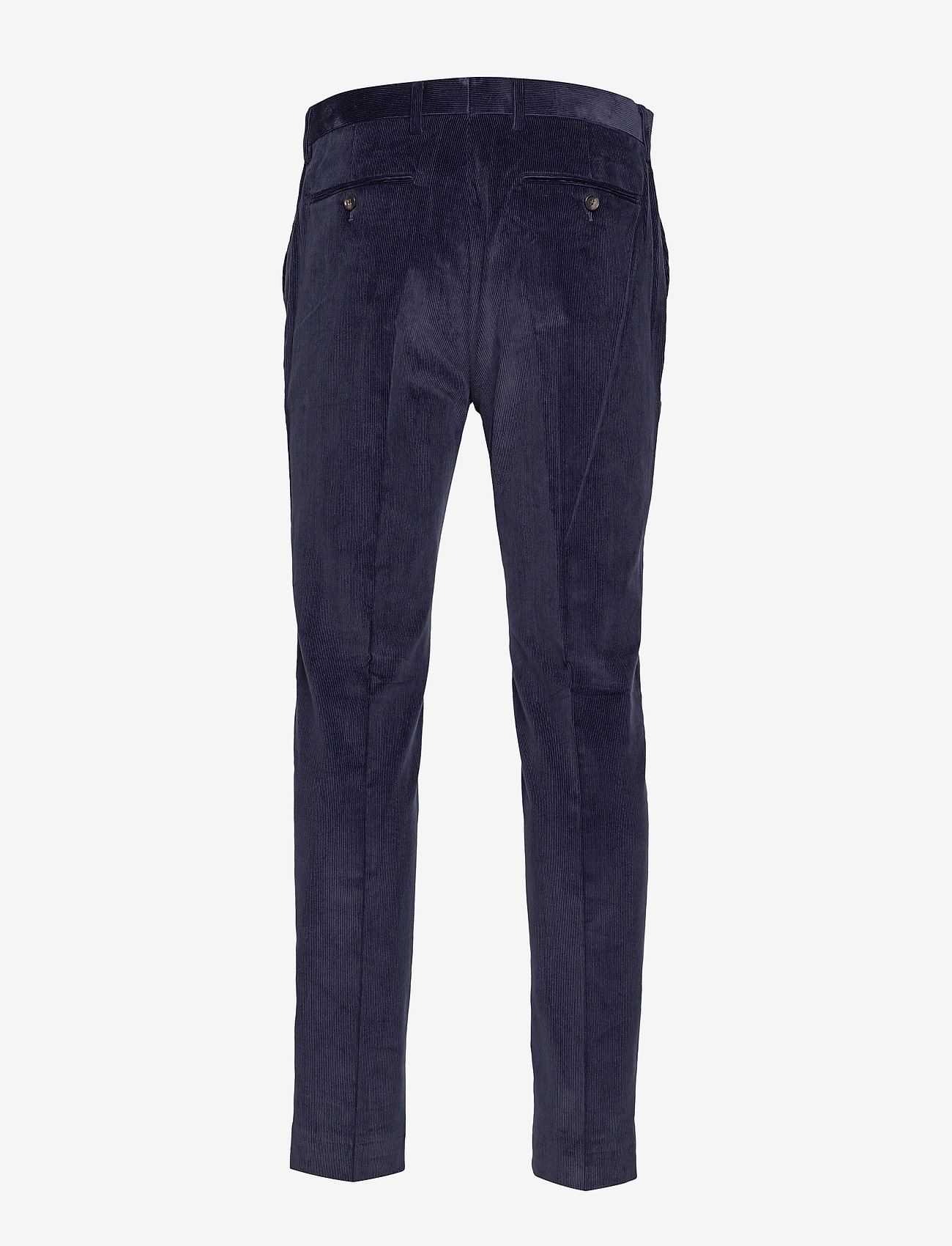 Slim Tapered Italian Corduroy Suit Pant (Navy) - Banana Republic SVVGFN