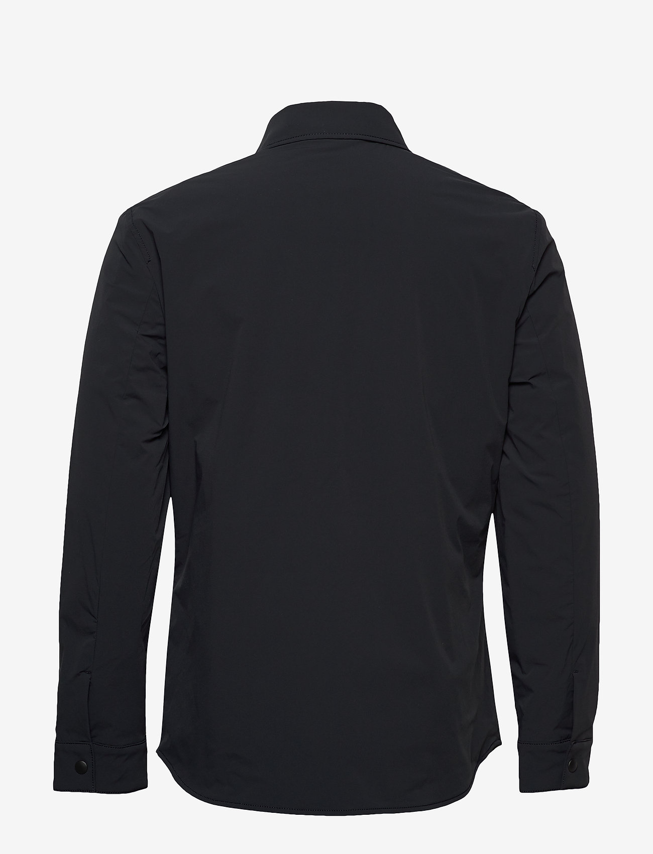 Banana Republic - Motion Tech Shirt Jacket - tops - dark navy - 1