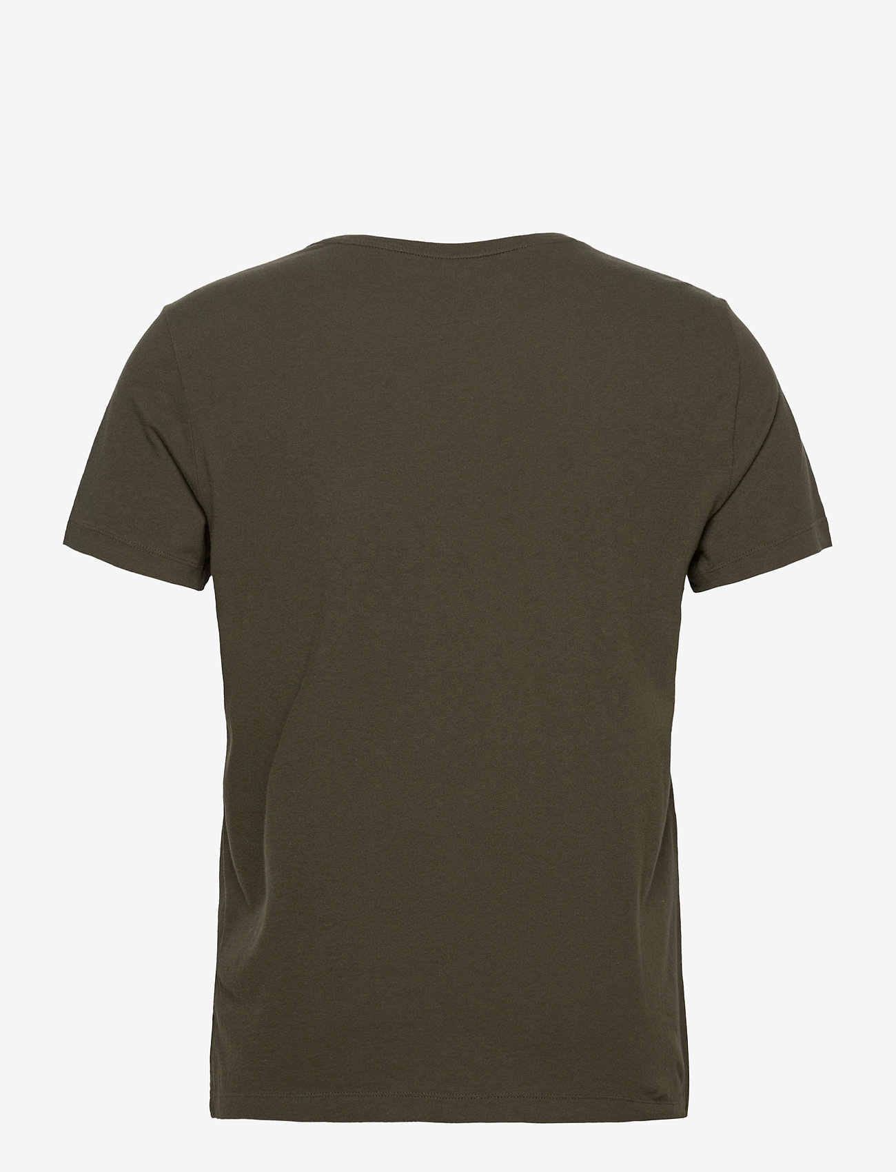 Banana Republic - I LOGO SOFTWASH ORGANIC TEE - basic t-shirts - nightshade global - 1