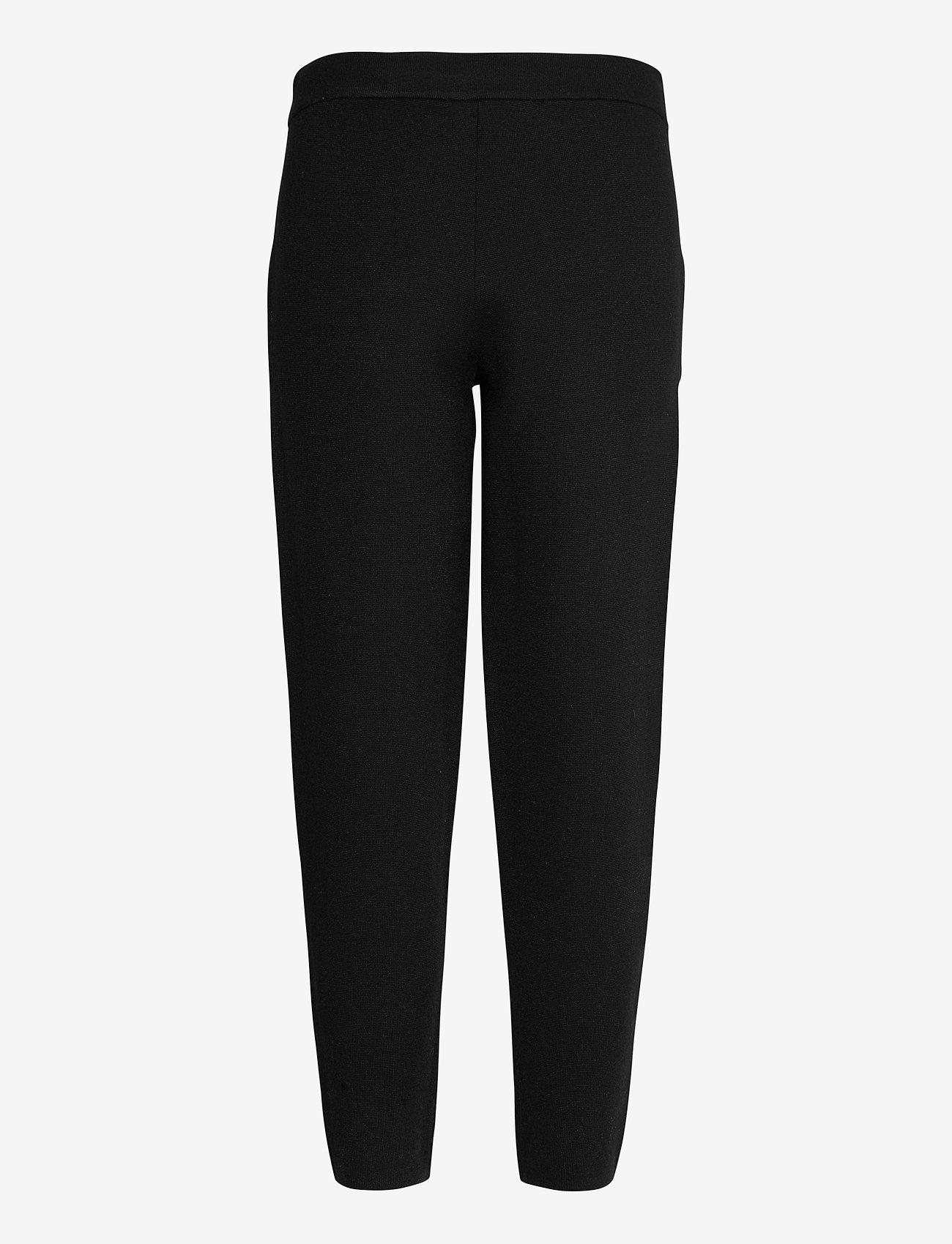 Banana Republic - Sweater Jogger - sweatpants - br black - 1