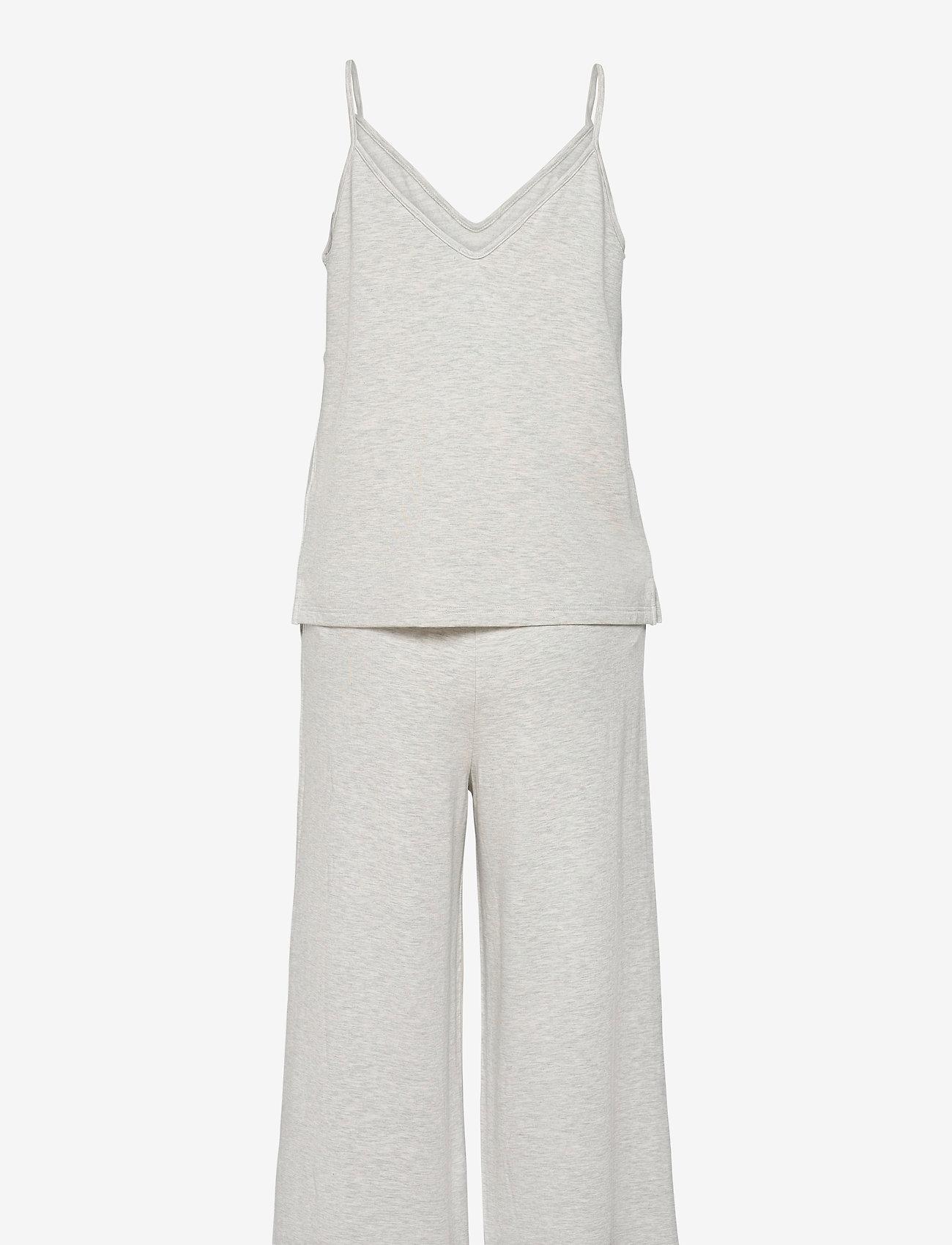 Banana Republic - Baby Terry Pajama Gift Set - pyjama''s - heather grey - 1