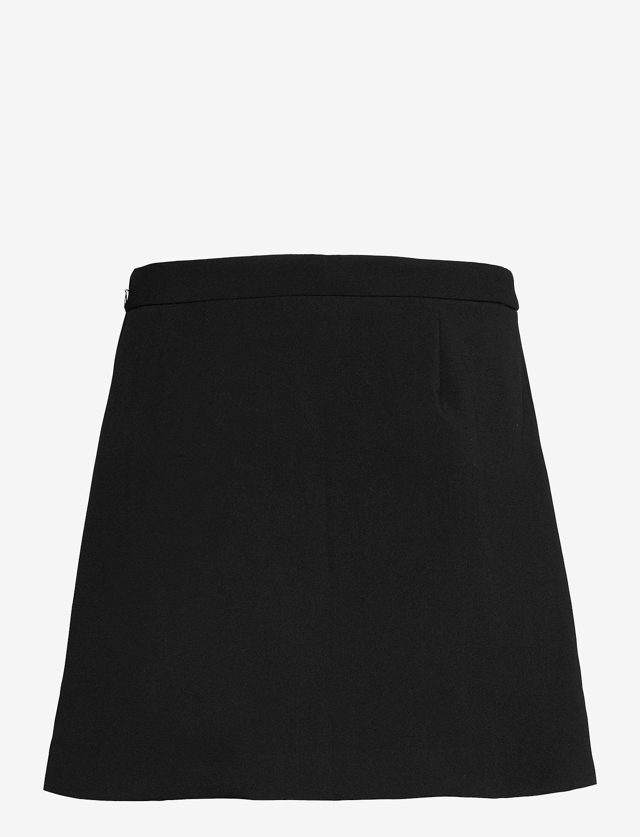 Banana Republic - Utility Mini Skirt - korta kjolar - black k-100 - 1