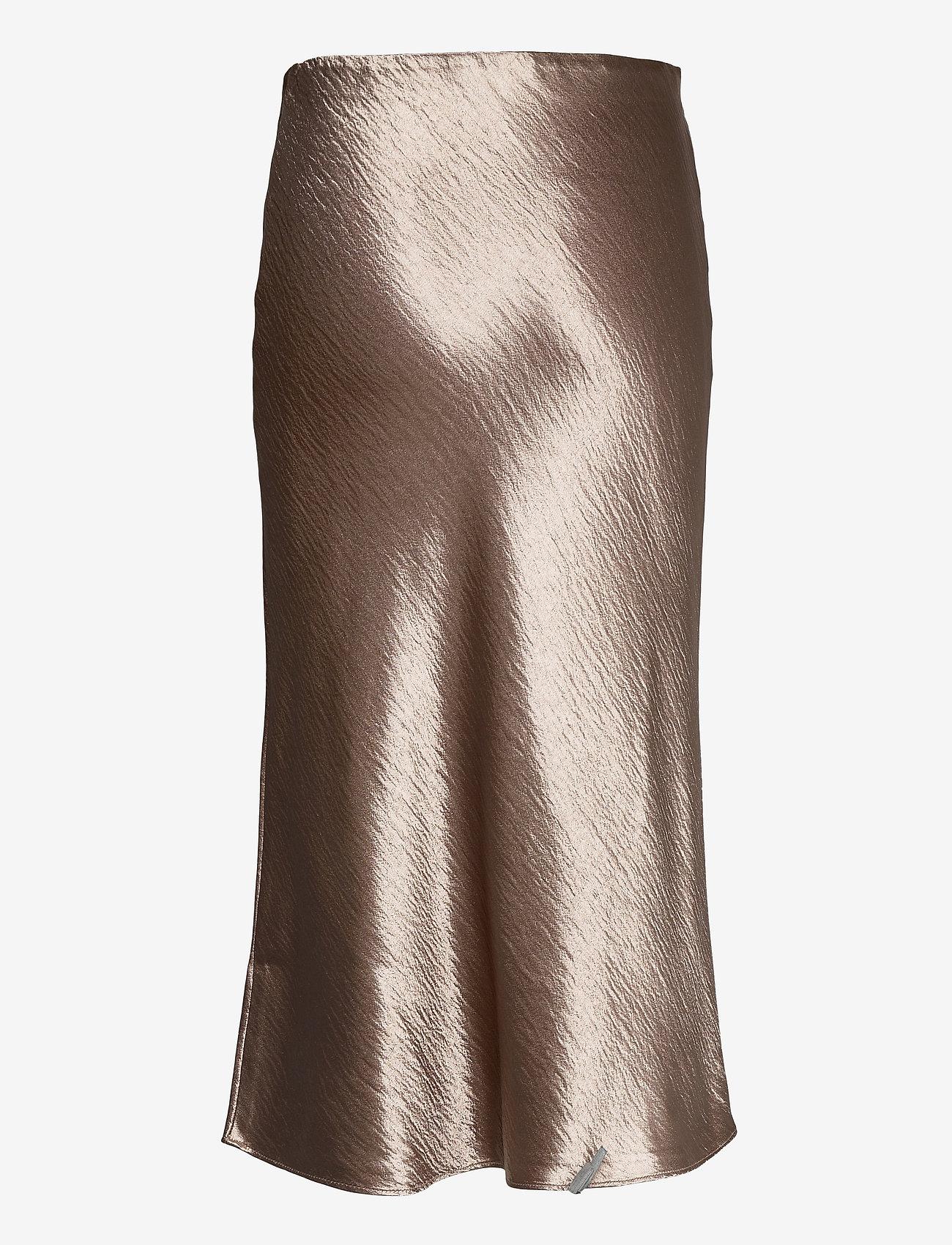 Banana Republic - Bias-Cut Midi Slip Skirt - midi skirts - bare - 1