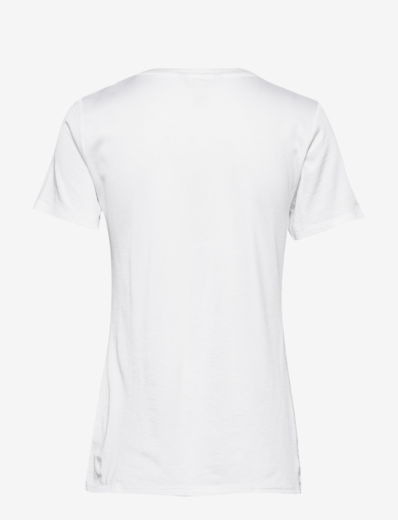 Banana Republic - I SS Elevated Tee - t-shirts - white000 - 1