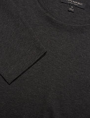 Banana Republic - Luxury-Touch Crew-Neck T-Shirt - basic t-shirts - dark charcoal - 2