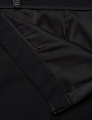 Banana Republic - Washable Italian Wool-Blend Pencil Skirt with Side Slit - midi skirts - black - 4