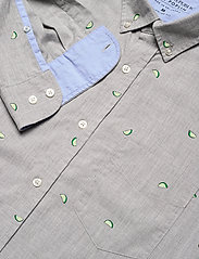 Banana Republic - Standard-Fit Luxe Poplin Shirt - oxford shirts - fresh limeade - 3