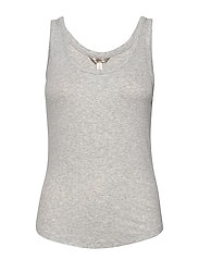 Essential Tank Top - LIGHT GREY
