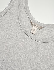 Banana Republic - Essential Tank Top - sleeveless tops - light grey - 2