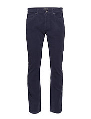 Slim Brushed Traveler Pant - BALTIC BLUE