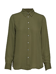 Dillon Classic-Fit Shirt - OLIVE
