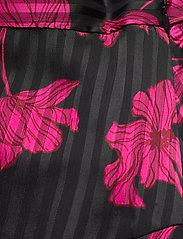 Banana Republic - Floral Asymmetrical Skirt - midi skirts - pink floral - 3