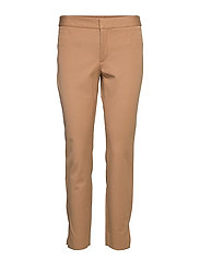 Mid-Rise Skinny Sloan Pant - AFTERNOON LATTE