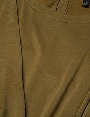 Banana Republic - Sandwash Tie-Front Cropped Jumpsuit - jumpsuits - cindered olive - 2