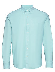 I UT LOGO OXFORD SOLID - LIGHT BLUE