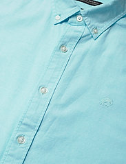 Banana Republic - I UT LOGO OXFORD SOLID - basic shirts - light blue - 2