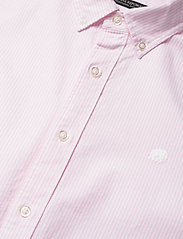 Banana Republic - I UT LOGO OXFORD STRIPE - oxford shirts - pink mist - 2