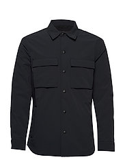 Motion Tech Shirt Jacket - DARK NAVY