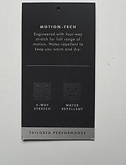 Banana Republic - Motion Tech Shirt Jacket - tops - dark navy - 2
