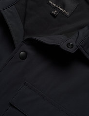 Banana Republic - Motion Tech Shirt Jacket - tops - dark navy - 3