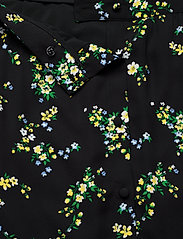 Banana Republic - Floral Midi Skirt - midi skirts - black ditsy floral - 2