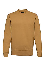 Core Temp Terry Sweatshirt - SAHARA TAN